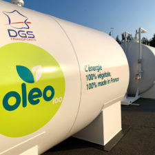 biocarburant huile colza paris transports